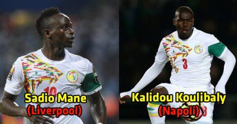 Senegal CHỐT 23 chiến binh đen tham dự World Cup 2018: Sadio Mane gánh trên vai sứ mệnh của cả dân tộc