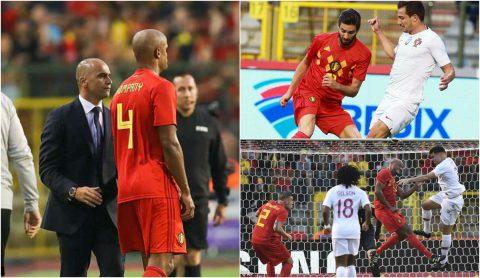 Kết quả Bỉ vs Bồ Đào Nha: Bắn phá liên hồi, nuối tiếc khôn nguôi