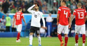 """Bị """"Gấu Nga"""" vùi dập không thương tiếc, báo chí Ai Cập nói lời cay đắng về Salah, đọc xong mà xót xa!"""
