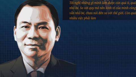 """Chân dung """"soái ca"""" tài trợ 115 tỷ cho VTV mua bản quyền World Cup kết nối Việt Nam đến với giải đấu lớn nhất hành tinh"""
