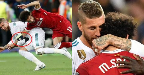 Vô tình khiến Salah chấn thương, cuộc sống của Ramos giờ đây như địa ngục, ai nghe cũng phải xót xa