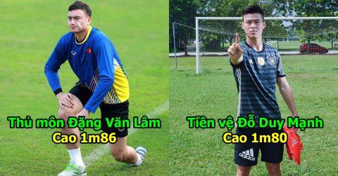 Đội hình 11 gã khổng lồ của bóng đá Việt Nam nếu kết hợp cùng nhau thừa sức mang về tấm vé dự World Cup