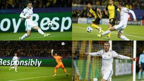 """Không phải """"tuyệt phẩm"""" ngả bàn đèn của Ronaldo, đây mới là bàn thắng đẹp nhất C1 mùa 2017/18 theo bình chọn của CĐV"""