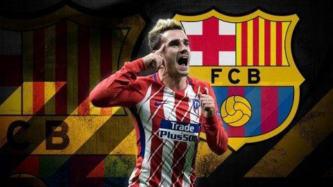 """""""Đi đêm"""" tiếp cận Griezmann sai luật, Barcelona bị FIFA sờ gáy, nguy cơ dính án phạt rất nặng"""