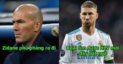 """CHÍNH THỨC: Real Madrid công bố HLV trưởng thay thế Zidane, khiến Fan """"bấn loạn""""!"""