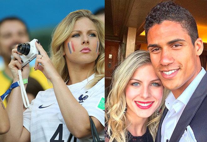 Không chỉ tuyển Đức, dàn WAGS tuyển Pháp cũng đang gây Sốc vì quá đẹp, quá cuồng nhiệt!