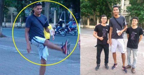 Chán nản vì bị ĐT Anh bỏ rơi, Smalling sang Việt Nam đá cầu ở Hồ Hoàn kiếm