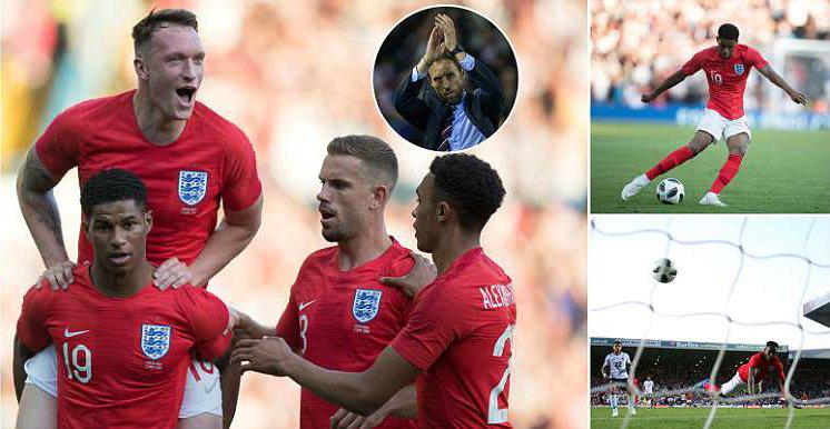 Kết quả Anh vs Costa Rica: Khoảnh khắc ngôi sao, siêu phẩm thần sầu