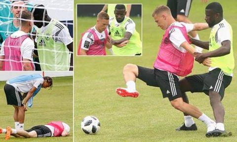 """Tuyển Đức mạnh thật đấy, nhưng những vấn đề đau đầu này có thể sẽ khiến họ """"ôm hận"""" tại World Cup năm nay"""