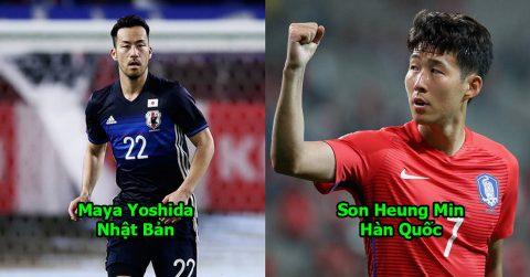 """5 ngôi sao Châu Á đáng xem nhất tại World Cup 2018: Chờ ngày """"Ronaldo Hàn Quốc"""" trình làng cả thế giới"""