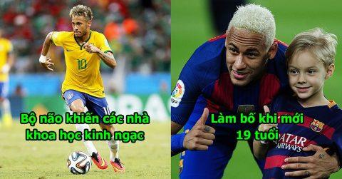 """10 sự thật chưa từng tiết lộ về """"dân chơi"""" Neymar – ông hoàng gánh trên vai sứ mệnh phục hưng đế chế Brazil"""