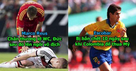 5 cầu thủ có số phận bi thảm nhất lịch sử World Cup: Người cuối cùng phải trả giá bằng cả mạng sống