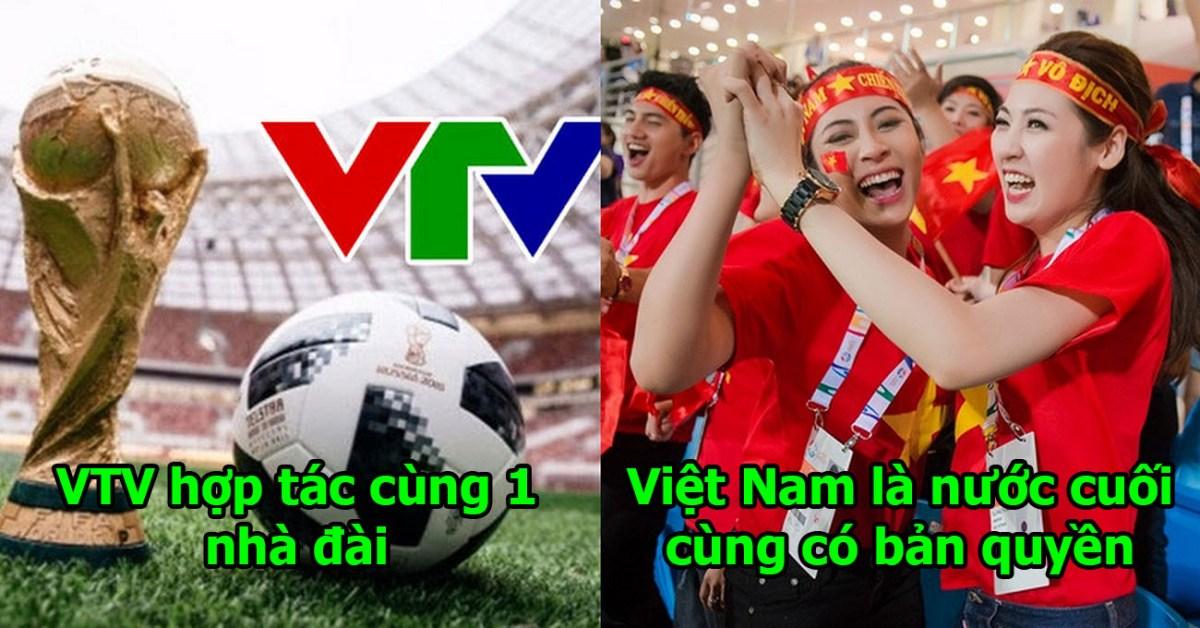 CỰC NÓNG: Được 1 nhà đài giang tay trợ giúp, VTV sắp mua đứt bản quyền World Cup 2018, 90 triệu dân vỡ òa sung sướng!