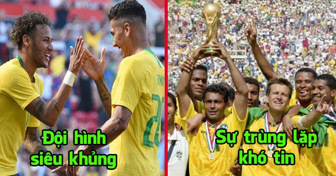 5 lý do để tin Brazil sẽ vô địch của World Cup 2018: Lý do thứ 5 đọc xong ai cũng giật mình