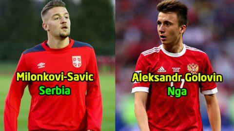 """Top 6 cầu thủ tiềm năng sẽ gây """"siêu bão"""" tại World Cup lần này: Gọi tên mục tiêu số 1 của MU"""