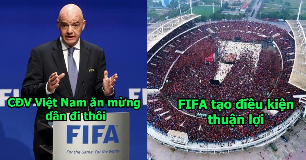 FIFA CHÍNH THỨC công bố tiêu chí đăng cai World Cup, cơ hội cho Việt Nam và 1 số nước Đông Nam Á đủ tiêu chuẩn xét duyệt