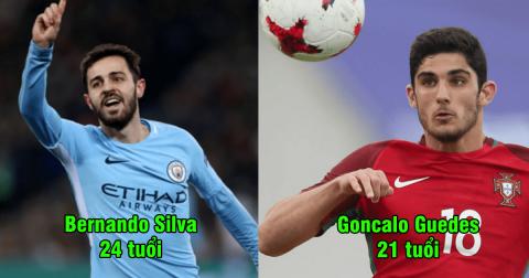 Điểm danh 6 ngôi sao trẻ của BĐN tại World Cup 2018: Sẽ lại có một Sanches xuất hiện giúp Ronaldo đoạt cúp?