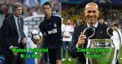 Số phận của 11 HLV Real trong 15 năm của triều đại Perez: Chưa có ai có kết thúc đẹp như Zidane