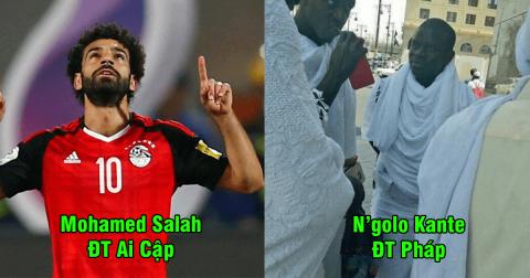 Top 7 tín đồ Hồi giáo hứa hẹn sẽ tỏa sáng ở World Cup 2018: Cả Ai Cập chờ đợi Mohamed Salah