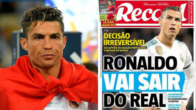 NÓNG: Ghét Perez bội ước, sợ Neymar, Ronaldo chắc chắn rời Real Madrid