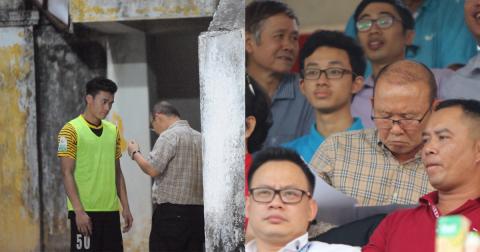 Tiết lộ lý do đặc biệt khiến thầy Park gọi Tiến Dũng ra nhắc nhở sau trận Thanh Hóa thua Hải Phòng