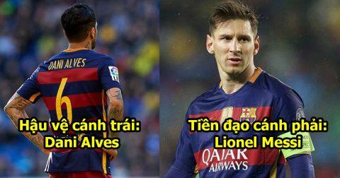 Đội hình 11 cái tên vĩ đại nhất lịch sử Barca: Hàng công khủng đến mức Ronaldinho không có cửa góp mặt