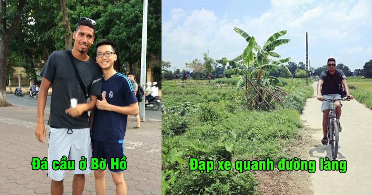 Bất ngờ với sự giản dị của sao MU trong những ngày ghé thăm Hà Nội, chính thức hé lộ điểm đến tiếp theo
