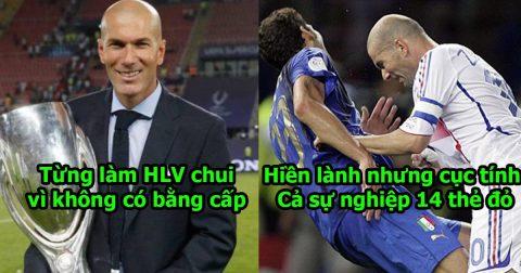 10 bí mật chấn động về Zidane – vị thánh sống giúp Real san phẳng Champions League