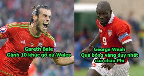 8 cầu thủ vĩ đại nhưng cả đời chưa được hít thở không khí World Cup: Quá đau đớn cho người số 1