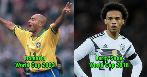 Top 10 cầu thủ bị mất suất dự World Cup gây ngỡ ngàng nhất lịch sử: Sane vẫn chưa đau đớn bằng 2 huyền thoại Italia