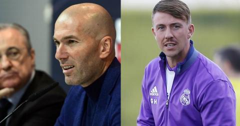 Lộ diện 3 ứng cử viên thay Zidane ngồi ghế nóng ở Real, có một cái tên khiến tất cả giật mình
