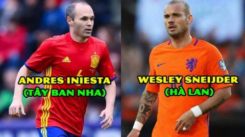 Top 10 hảo thủ được yêu mến nhất tại World Cup 2010: Số 1 quá mẫu mực, không thể không yêu!