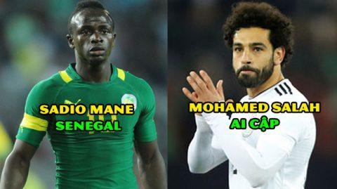 Top 5 cầu thủ Châu Phi hứa hẹn sẽ khuấy đảo World Cup 2018: Có ai sánh nổi 'Messi Ai Cập'?