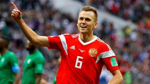 Lập kỷ lục vô tiền khoáng hậu, những người hùng tuyển Nga thi nhau đi vào lịch sử World Cup