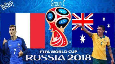 """""""Kèo thơm"""" World Cup 16/06: Pháp thắng đậm Úc, Peru sẽ có điểm"""