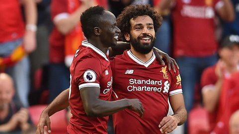 Đội hình châu Phi kết hợp: Salah, Mane 'bắn nát' mọi hàng thủ