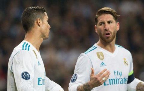"""Ramos """"trù ẻo"""" Ronaldo trước thềm đại chiến"""