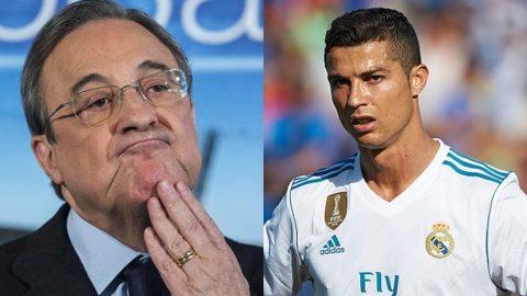 Chấn động Real: Ronaldo đòi lương 75 triệu euro/mùa, chơi bóng đến 39 tuổi