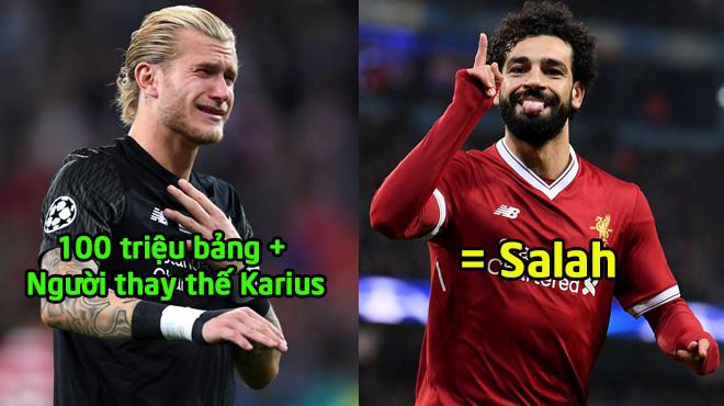 """CỰC NÓNG: 100 triệu euro + người Liverpool cần, Barca giật """"siêu bom tấn"""" Salah"""