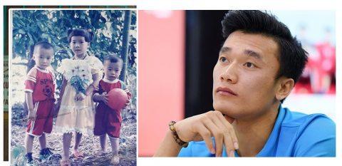 Phát cuồng với những hình ảnh siêu dễ thương ngày thơ bé của các ngôi sao bóng đá Việt Nam