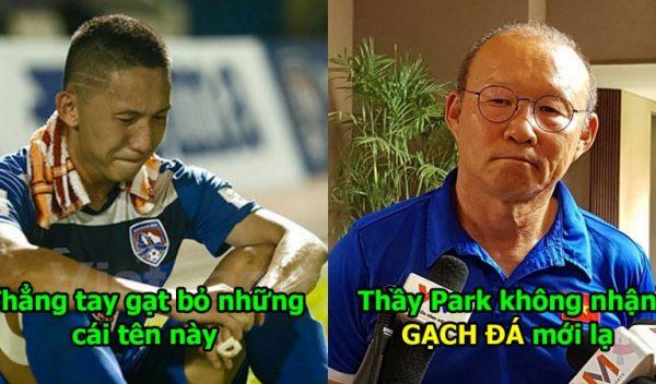 Công bố danh sách những cầu thủ Việt Nam không được dự AFF Cup, quá tiếc khi siêu tiền đạo này ngậm ngùi ngồi nhà