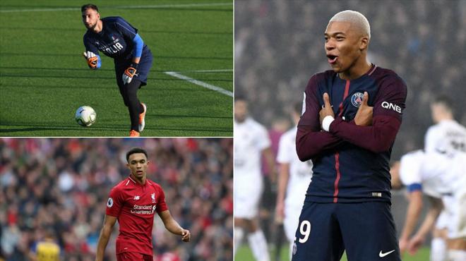 Top 10 ứng viên Quả bóng Vàng U21: Truyền nhân của Buffon sanh vai với Henry đệ nhị