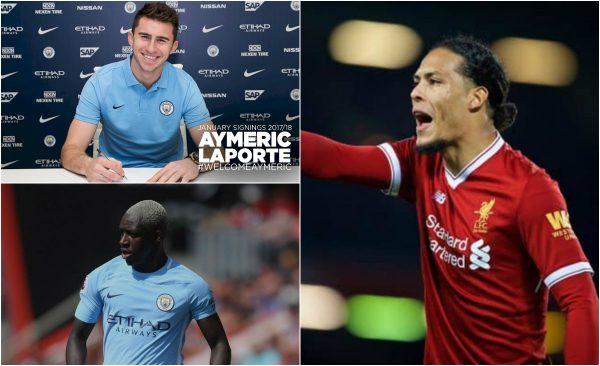 Top 10 cầu thủ phòng ngự đắt giá nhất lịch sử: Man City quá bá đạo khi chiếm luôn 1 nửa