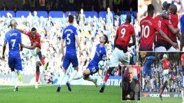 Martial lập cú đúp thần thánh, MU vẫn đánh rơi chiến thắng một cách đáng tiếc trước Chelsea ở những giây cuối cùng