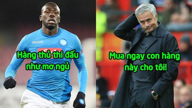 """Cậy ông chủ mới """"tiền tiêu như rác"""", Mourinho ngay lập tức van nài BLĐ M.U phá kỷ lục mua hàng Hot Serie A"""