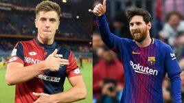 Barca lên kế hoạch mua trợ thủ cho Messi: Chân sút vượt mặt Ronaldo gây sốt châu Âu