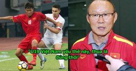 """""""So với lứa Quang Hải, tôi không ngờ lứa U19 hiện tại yếu đến vậy"""""""