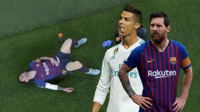TIN BUỒN: Sau 1 thập kỷ, El Clasico lần đầu m.ấ.t cả Messi lẫn Ronaldo