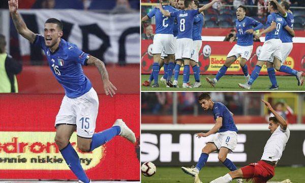 Kết quả Ba Lan vs Italia: Vỡ òa khoảnh khắc xuần thần phút 90+2