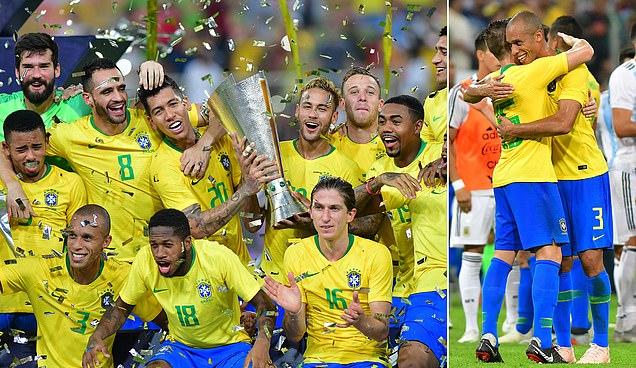 Kết quả Brazil vs Argentina: Neymar tung hoành, bùng nổ phút bù giờ